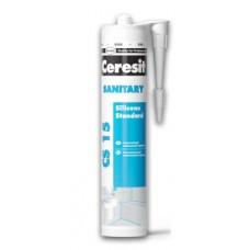 Ceresit CS 15 Санитарный герметик, 280 мл