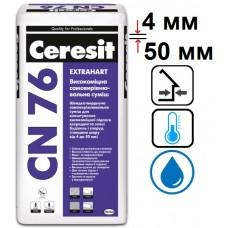 Ceresit CN-76, цементный высокопрочный наливной пол (4-50 мм), 25 кг