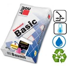Baumit Basic, клей для плитки, 25 кг