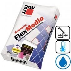 Baumit Medio, морозостойкий клей для плитки, 25 кг