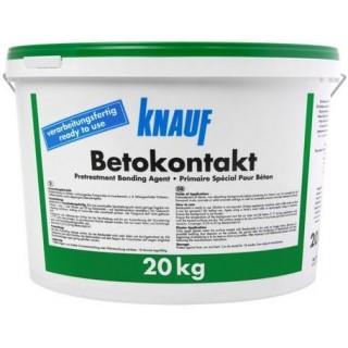 Knauf Бетоконтакт, грунтовка с кварцевым песком