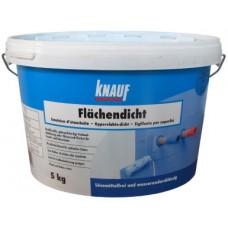 Knauf Флехендихт, гидроизоляция латексная (1,1 мм), 5 кг