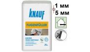 Knauf Fugenfuller, шпаклевка гипсовая финишная для швов ГКЛ (1-5 мм), 25 кг