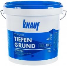 Кнауф Тифенгрунт, грунтовка глубокого проникновения, 5 кг