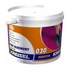 Kreisel 030, готовая декоративная штукатурка силиконовая (2мм), 25кг