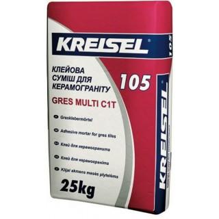 "Kreisel 105 ""Gres Multi"", клей для керамогранита, 25 кг"