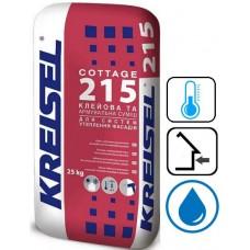 Kreisel 215 Cottage, клей для для крепления теплоизоляционных плит