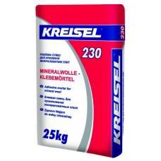 Kreisel 230, клей для минваты, 25 кг