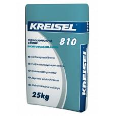 Kreisel 810, Гидроизоляционная цементная смесь (2-5мм), 25 кг