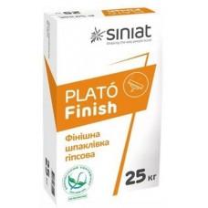PLATO Finish (Аналог Knauf HP Finish), шпаклевка гипсовая финишная (до 3мм), 25 кг