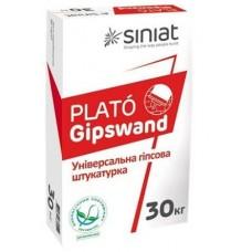 PLATO Gipswand (Аналог Knauf Ротбанд), штукатурка гипсовая универсальная(3-30 мм), 30 кг