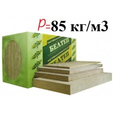Белтеп Вент 50, базальтовая вата, пл. 85 кг/м3