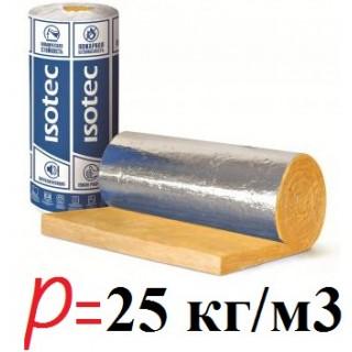 ISOVER ISOTEC MAT-AL (КИМ-AL) минеральная вата для труб, 50 мм