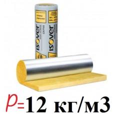 """Isover """"Сауна"""" Фольгированная минеральная вата в рулоне (15 м2), 50 мм"""