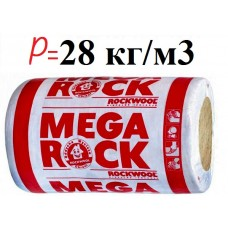Rockwool Мегарок, базальтовая вата