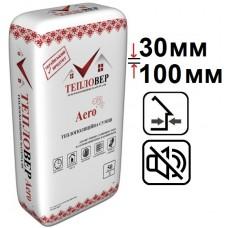 Тепловер Aero, теплоизоляционная смесь, 50 л/мешок