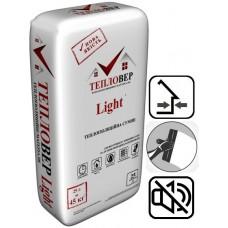 Тепловер Light, теплоизоляционная смесь, 25 л/мешок