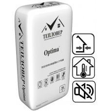 Тепловер Optima, теплоизоляционная смесь, 50 л/мешок
