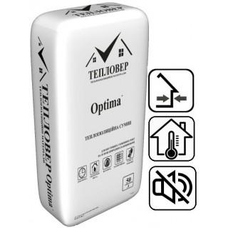 Тепловер Optima, теплоизоляционная смесь