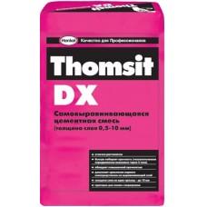 Ceresit (Thomsit) DХ, цементный самовыравнивающийся пол (5-10 мм), 25 кг