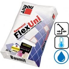 Baumit FlexUni клей для плитки, 25 кг