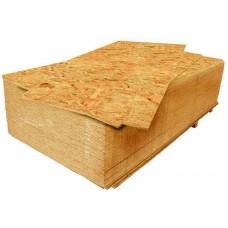 OSB-3 Европа 10 мм, влагостойкая древесная плита