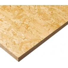 OSB-3 Европа, влагостойкая древесная плита, 1250х2500 мм