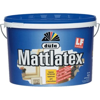 DUFA Mattlatex D100, 10 л