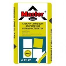 Мастер Стандарт, клей для плитки, 25 кг