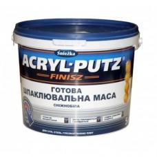 Снежка Acryl-Putz Финиш, Готовая финишная шпаклевка (1-3 мм), 27 кг