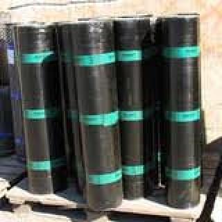 Бикроэласт ХПП 2.5, рубероид для гидроизоляции, 15 м2